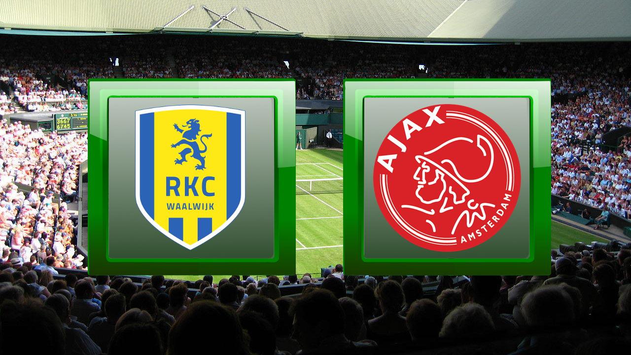 Waalwijk Vs Ajax Prediction H2h 19 10 2019 Live Scores