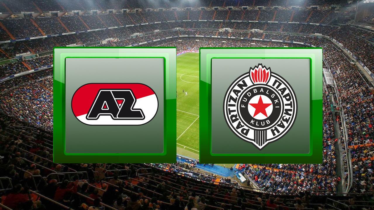 AZ Alkmaar vs Partizan