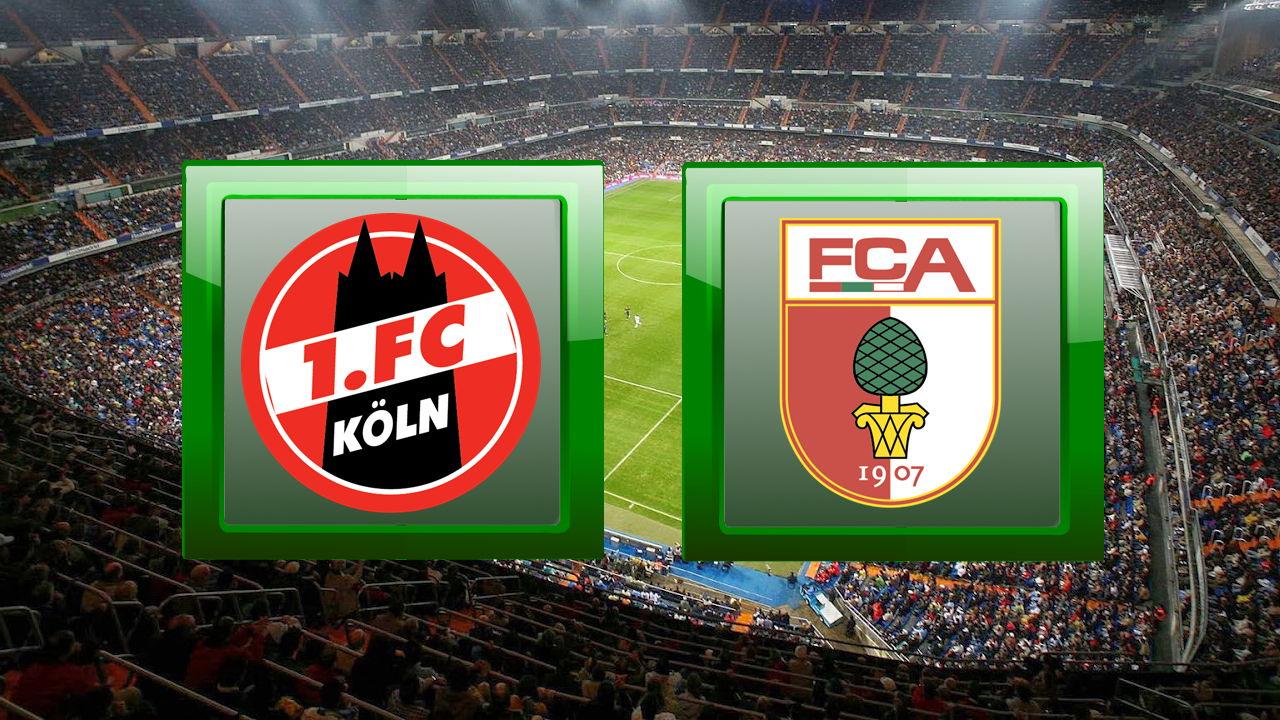 FC Koln vs Augsburg