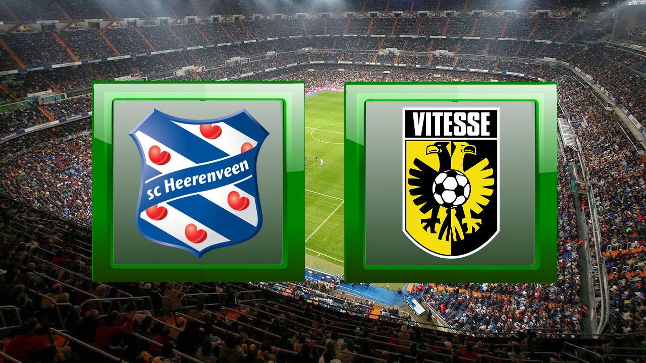 Heerenveen vs Vitesse