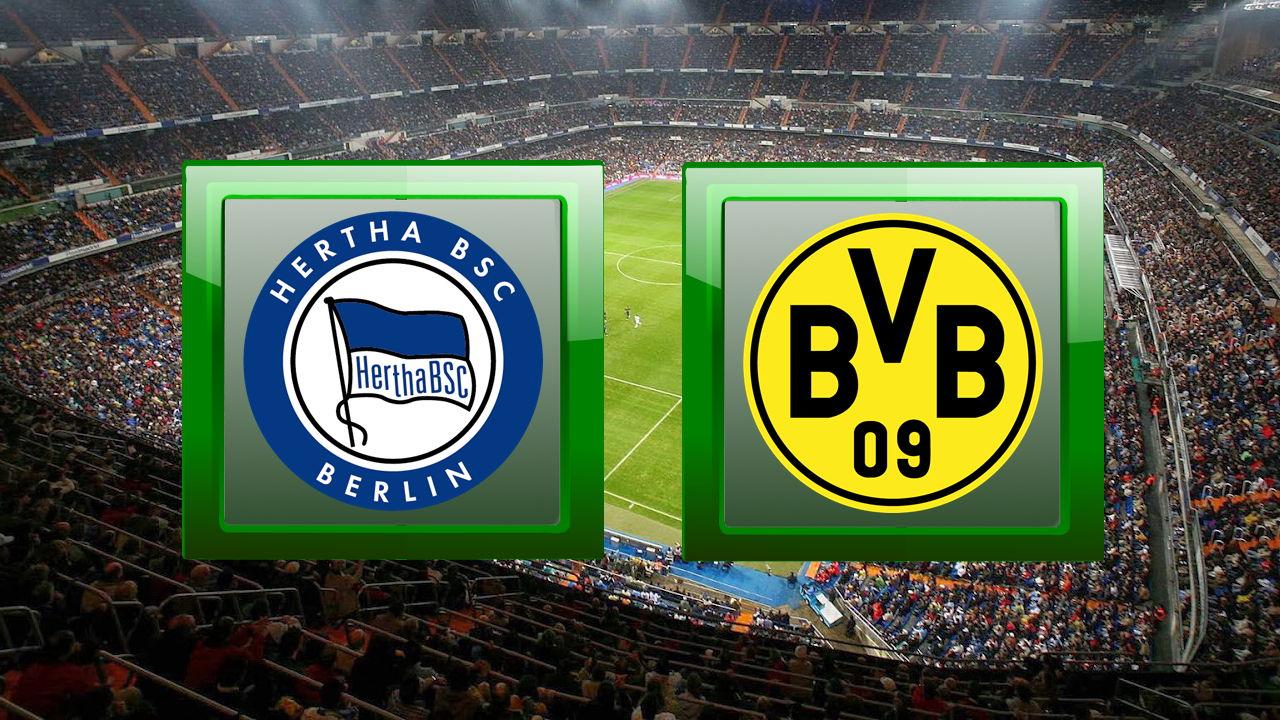 Hertha Berlin vs Dortmund