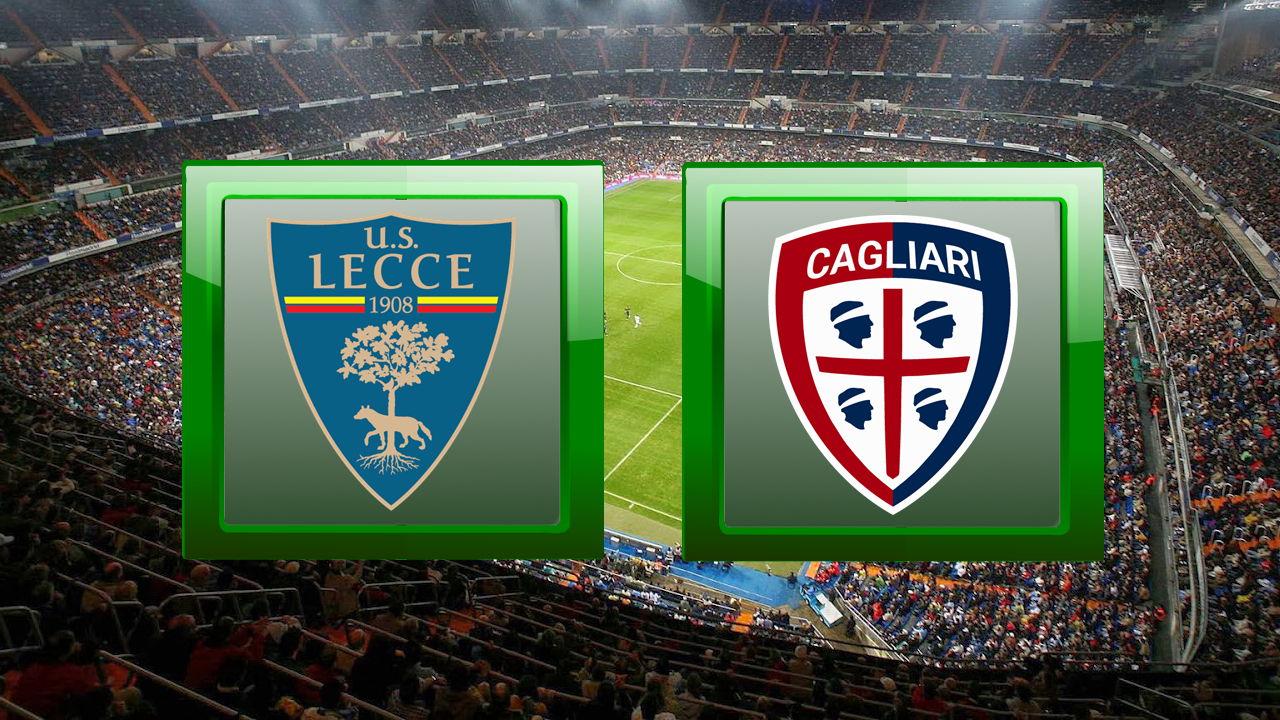 Hasil gambar untuk Lecce VS Cagliari
