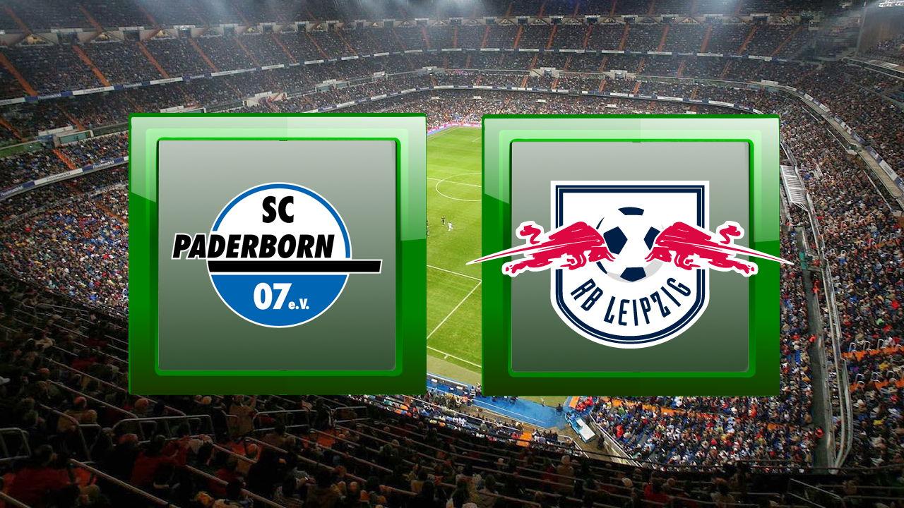 Paderborn vs RB Leipzig