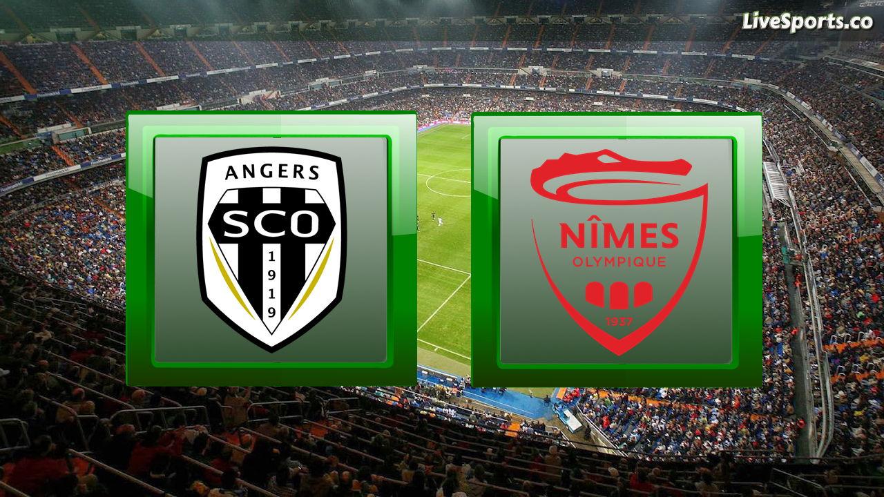 Angers Nimes