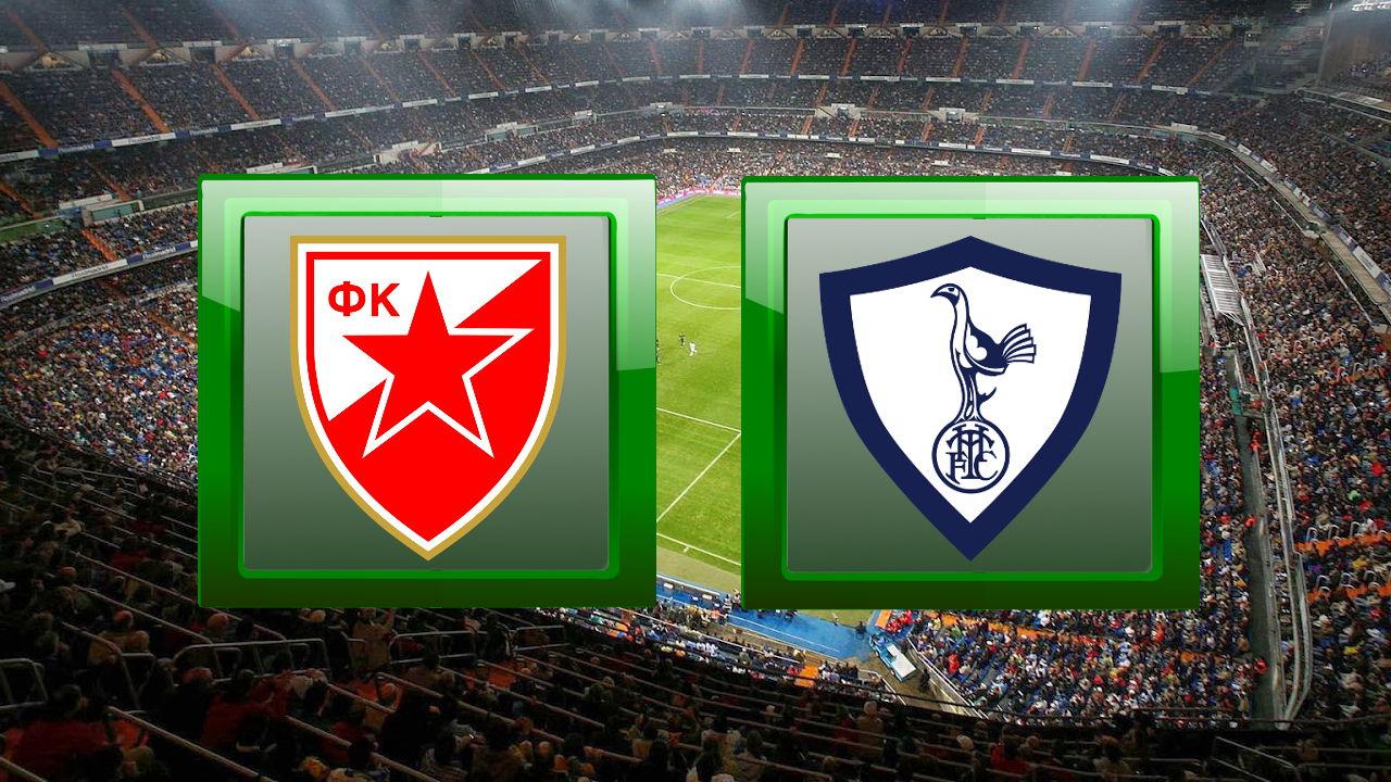 Fk Crvena Zvezda Vs Tottenham Prediction Champions
