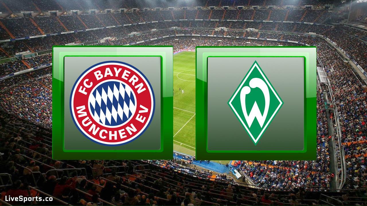 Bayern Munich Werder Bremen