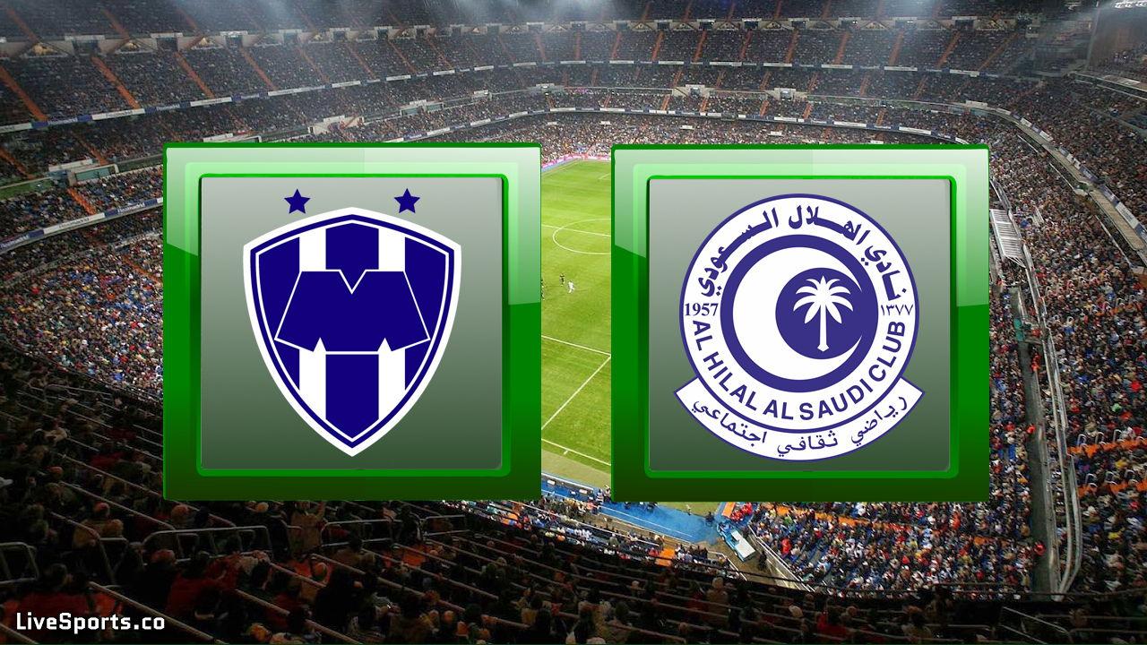 Monterrey (Mexico) vs Al-Hilal