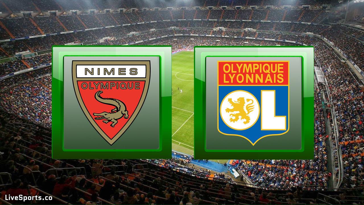 Nimes vs Lyon
