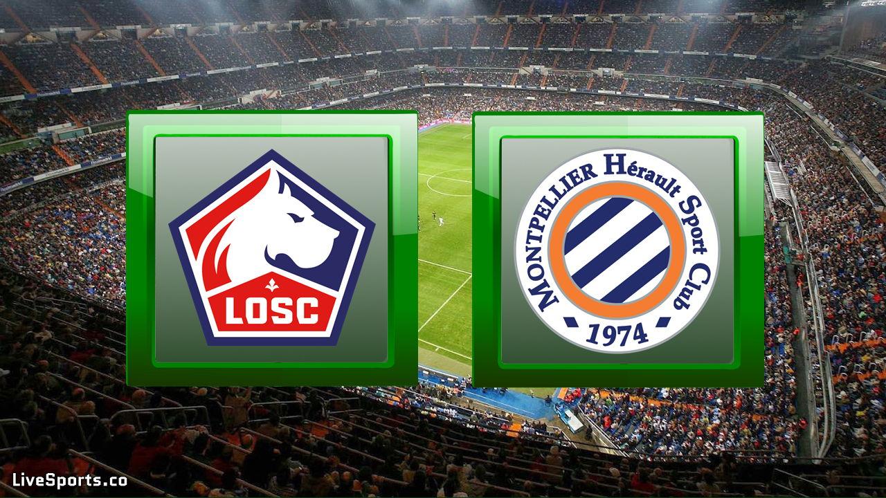 OSC Lille vs HSC Montpellier