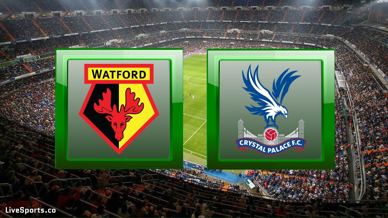 Watford vs Crystal Palace