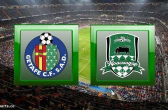 Getafe vs Krasnodar – Prediction (Europa League – 12.12.2019)