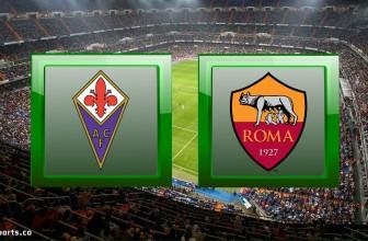 Fiorentina vs AS Roma – Result Prediction (Serie A – 20.12.2019)