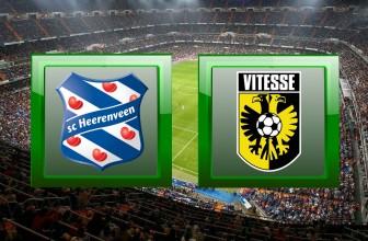 Heerenveen vs Vitesse – Prediction (Eredivisie – 29.11.2019)