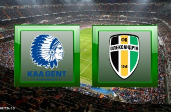 Gent vs Oleksandriya – Prediction (Europa League – 12.12.2019)