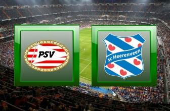 PSV vs Heerenveen – Prediction (Eredivisie – 24.11.2019)