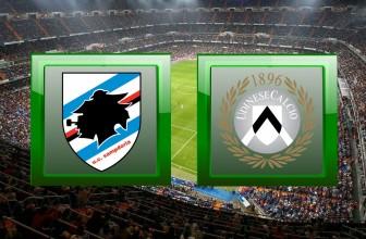 Sampdoria vs Udinese – Prediction (Serie A – 24.11.2019)