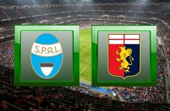 Spal vs Genoa – Prediction (Serie A – 25.11.2019)