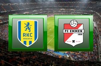 Waalwijk vs FC Emmen – Prediction (Eredivisie – 24.11.2019)