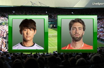 Yoshihito Nishioka vs Nikoloz Basilashvili – Prediction (ATP Cup Australia – 06.01.2020)