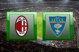 AC Milan vs. Lecce – Score Prediction (20.10.2019)
