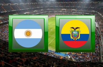 Argentina vs. Ecuador – Score prediction (13.10.2019)