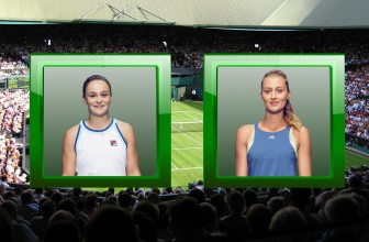 Ashleigh Barty vs. Kristina Mladenovic – Prediction (WTA Fed Cup – 10.11.2019)