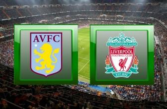 Aston Villa vs. Liverpool – Prediction (Premier League – 02.11.2019)