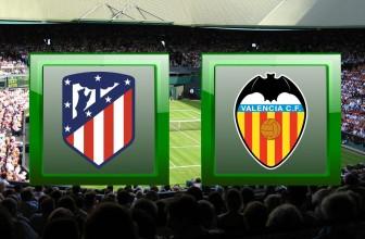 Atletico Madrid vs. Valencia – Prediction H2H (19.10.2019)