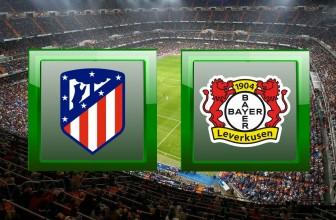 Atlético Madrid vs. Bayer Leverkusen – Prediction (22.10.2019)