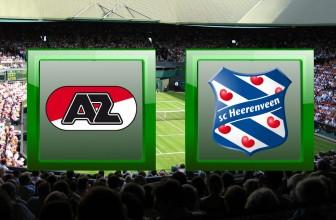 AZ Alkmaar vs. Heerenveen – Prediction H2H (19.10.2019)