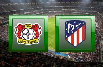 Bayer Leverkusen vs. Atletico Madrid – Prediction (Champions League – 06.11.2019)