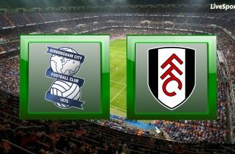 Birmingham vs. Fulham – Prediction (Championship – 09.11.2019)