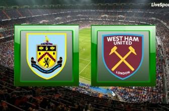 Burnley vs. West Ham – Prediction (Premier League – 09.11.2019)