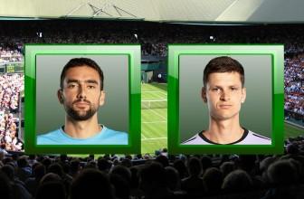 Marin Cilic vs. Hubert Hurkacz – Prediction (ATP – 28.10.2019)
