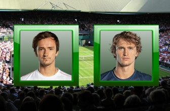 Daniil Medvedev (Russia) vs. Alexander Zverev (Germany) – Score prediction (13.10.2019)