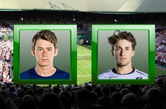 Alex de Minaur vs. Casper Ruud – Prediction (ATP Milan – 07.11.2019)