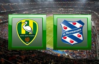 Den Haag vs. Heerenveen – Prediction (Eredivisie – 03.11.2019)