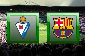 Eibar vs. Barcelona – Prediction H2H (19.10.2019)
