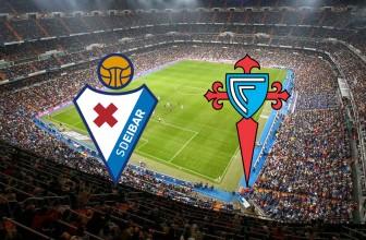 Eibar vs. Celta Vigo – Score prediction (29.09.2019)