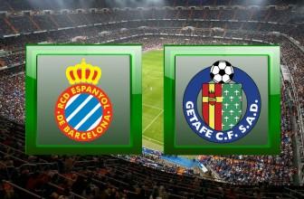 Espanyol vs Getafe – Prediction (La Liga – 24.11.2019)