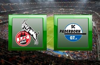 FC Koln vs. Paderborn – Prediction H2H (20.10.2019)