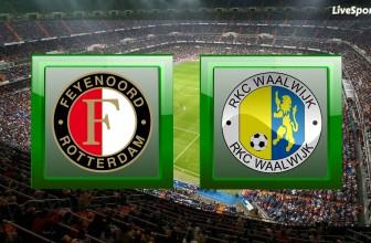 Feyenoord vs. Waalwijk – Prediction (Eredivisie – 10.11.2019)