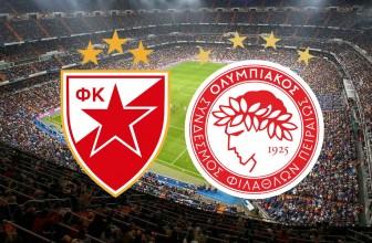 FK Crvena Zvezda vs. Olympiacos Piraeus – Score prediction (01.10.2019)
