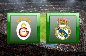 Galatasaray vs. Real Madrid – Prediction (22.10.2019)
