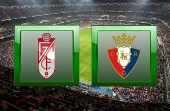 Granada CF vs. Osasuna – Result prediction (18.10.2019)