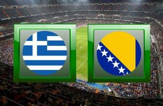 Greece vs. Bosnia & Herzegovina – Score prediction (15.10.2019)