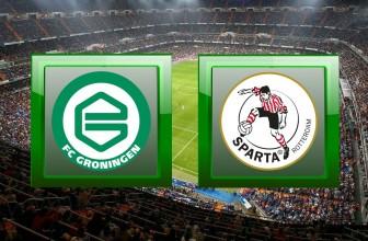 Groningen vs. Sparta Rotterdam – Score Prediction (20.10.2019)