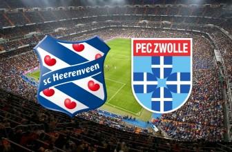 Heerenveen vs. Zwolle – Score prediction (05.10.2019)