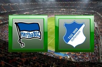 Hertha Berlin vs. Hoffenheim – Prediction (Bundesliga – 26.10.2019)