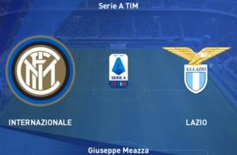 Inter Milan vs. Lazio Roma – Score prediction (25.09.2019)